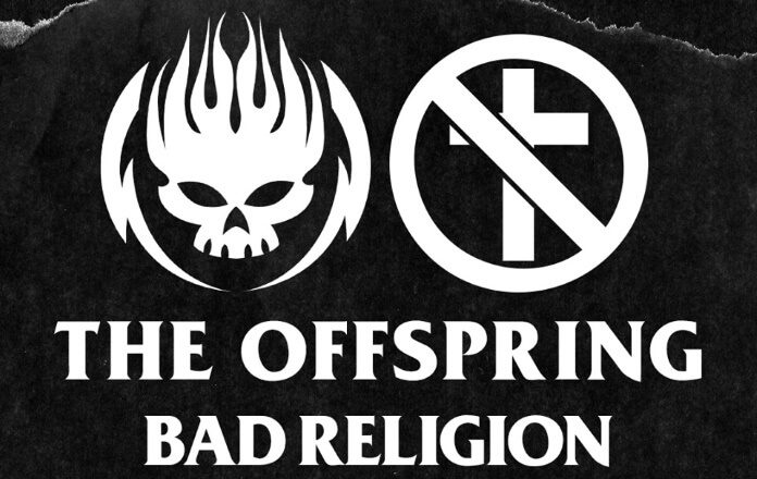 The Offspring e Bad Religion no Brasil