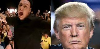 Papa Roach e Donald Trump