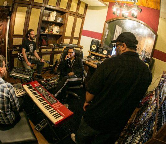 Planet Hemp em estúdio, 2019