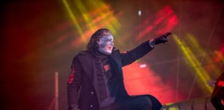 Slipknot no Download Festival 2019