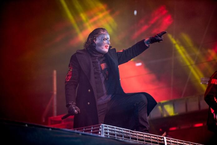 Slipknot no Download Festival 2019