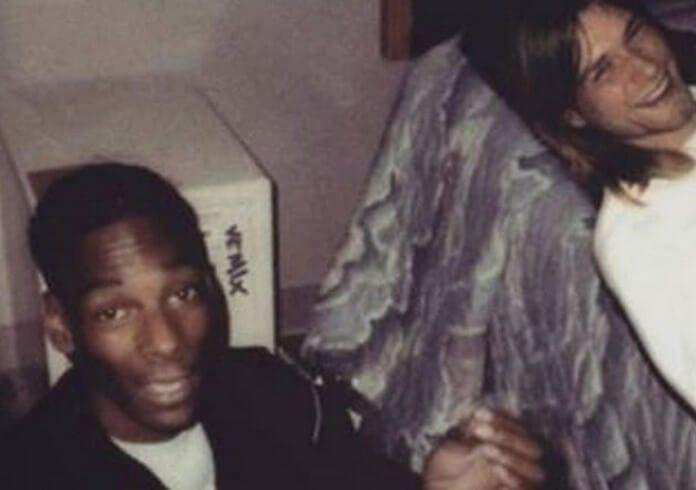 Snoop Dogg e Kurt Cobain