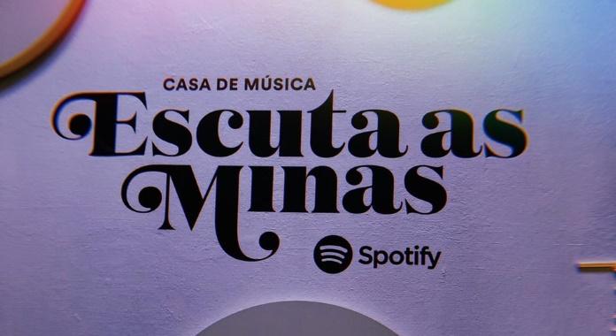 Escuta as Minas, do Spotify Brasil