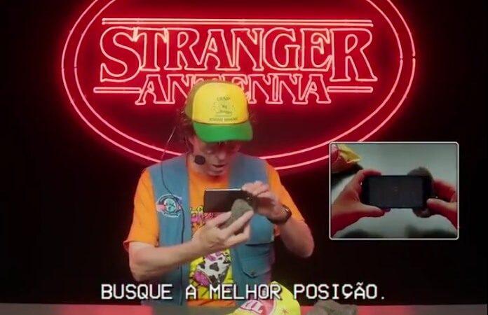 Stranger Things e Bom Bril