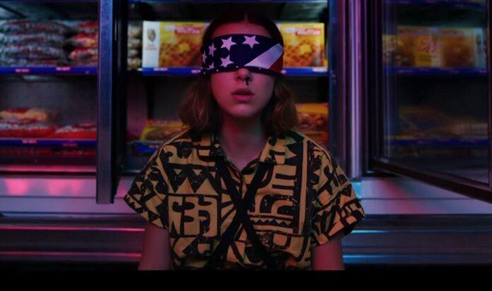 Teaser de 4 de Julho de Stranger Things
