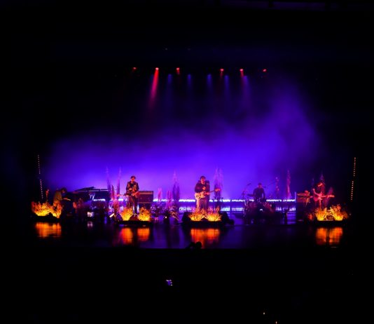 Terno Rei no Auditório Ibirapuera (19/07/2019)