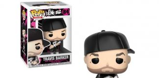 Boneco Funko do Travis Barker