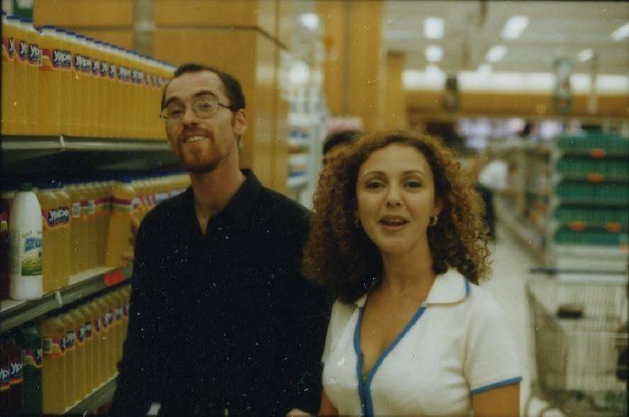 Fabiana Lian e Vladimir Safatle