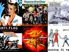 20 Discos Punk 1999