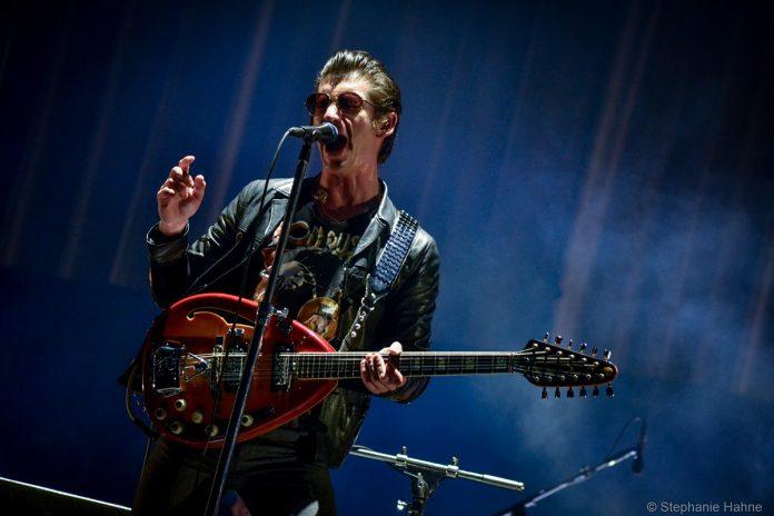 Arctic Monkeys no Lollapalooza Brasil 2019, por Stephanie Hahne