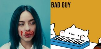 Billie Eilish bad meow