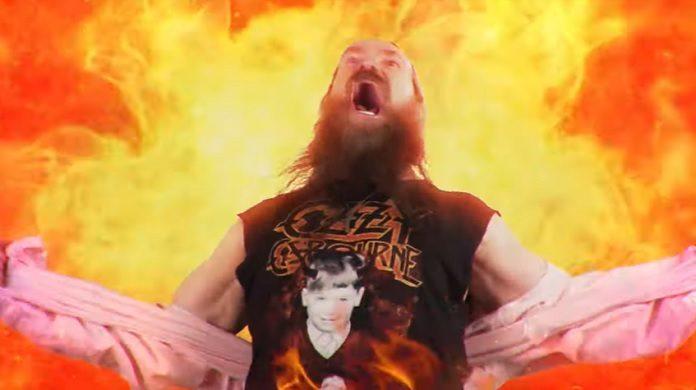 Comercial box Ozzy Osbourne com Zakk Wylde