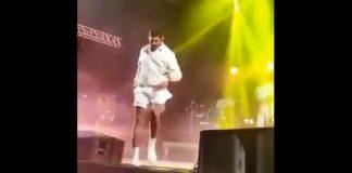 Criolo Dançando Bolsonaro