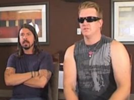 Dave Grohl e Josh Homme