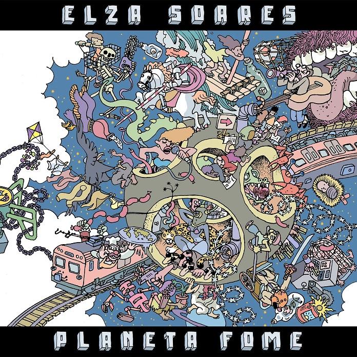 Elza Soares - Planeta Fome