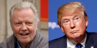 Jon Voight e Donald Trump