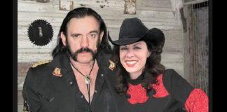 Lemmy Kilmister e Linda Kay