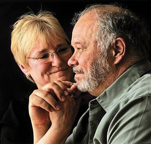 Nick e Bobbi Ercoline Woodstock