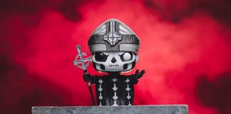 Papa Emeritus II Ghost Funko Pop