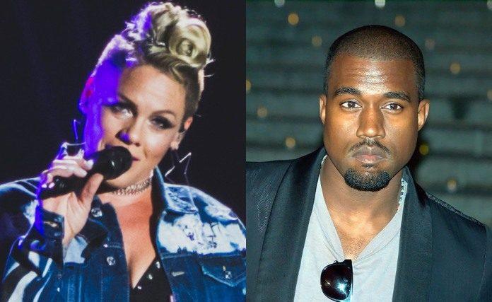 P!nk e Kanye West