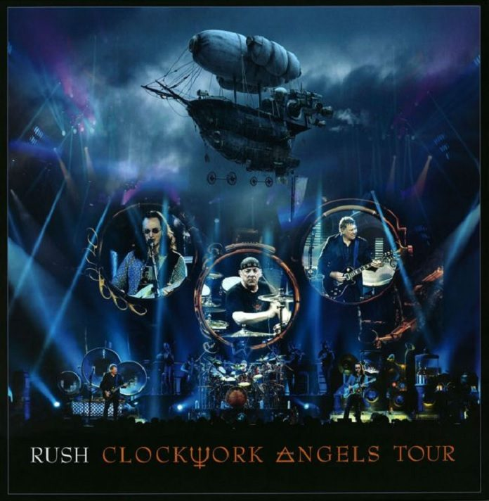 Rush Clockwork Angels Tour
