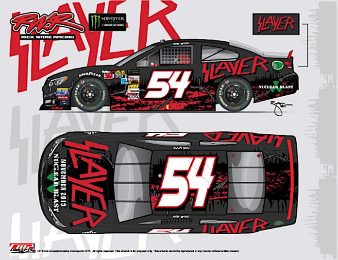 Slayer NASCAR