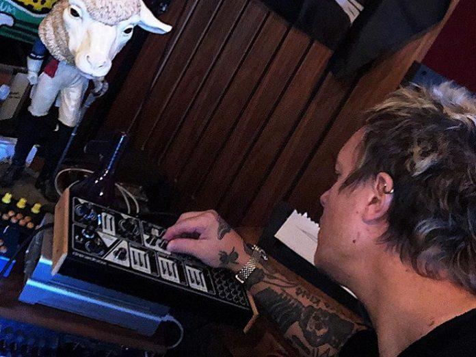 The Prodigy em estúdio