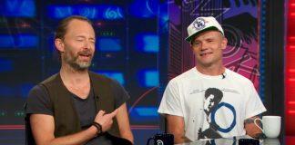 Thom Yorke e Flea