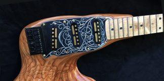 Wangcaster Guitarras Feias
