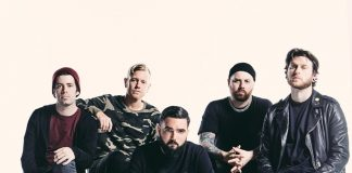 """A Day To Remember lança """"Degenerates"""" via Fueled by Ramen"""