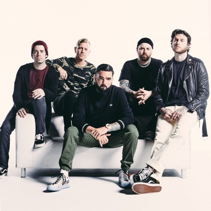 "A Day To Remember lança ""Degenerates"" via Fueled by Ramen"
