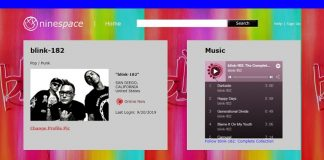 blink-182 MySpace