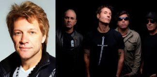 Jon Bon Jovi e Capital Inicial