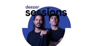 Deezer Session Natiruts