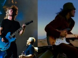 Foo Fighters e Red Hot Chili Peppers