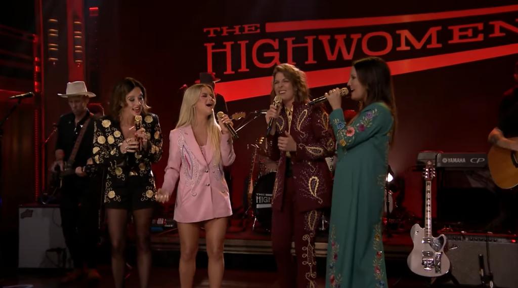 The Highwomen no Tonight Show Starring Jimmy Fallon