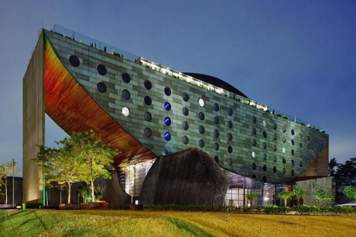 Hotel Unique, em São Paulo