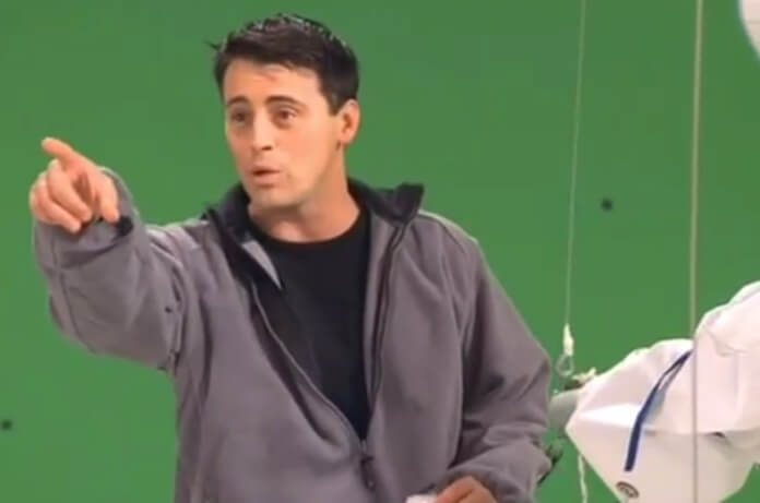 Joey Tribbiani em Friends