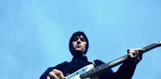 "Johnny Marr lança ""The Bright Parade"""