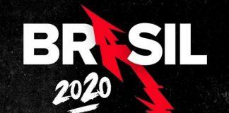 Metallica no Brasil em 2020