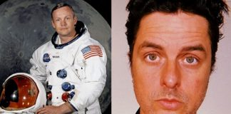 Neil Armstrong e Billie Joe Armstrong