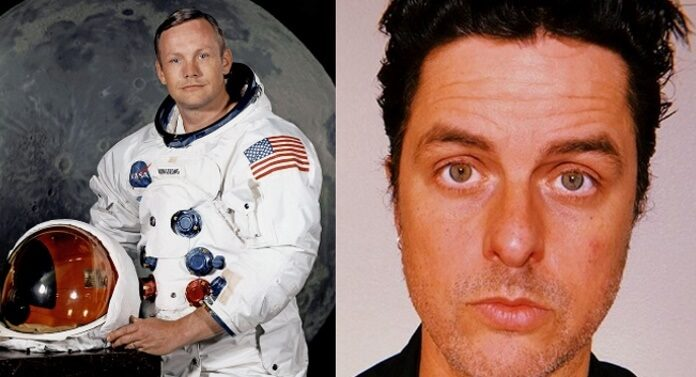 Neil Armstrong e Billie Joe Armstrong
