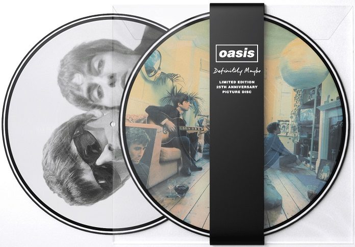 Definitely Maybe, do Oasis, ganha reedição em vinil nos 25 anos do álbum