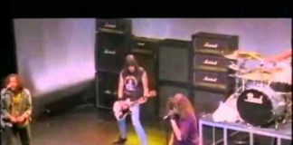 Último show do Ramones