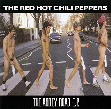 Red Hot Chili Peppers - Abbey Road EP