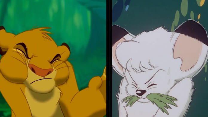 Rei Leão e Kimba