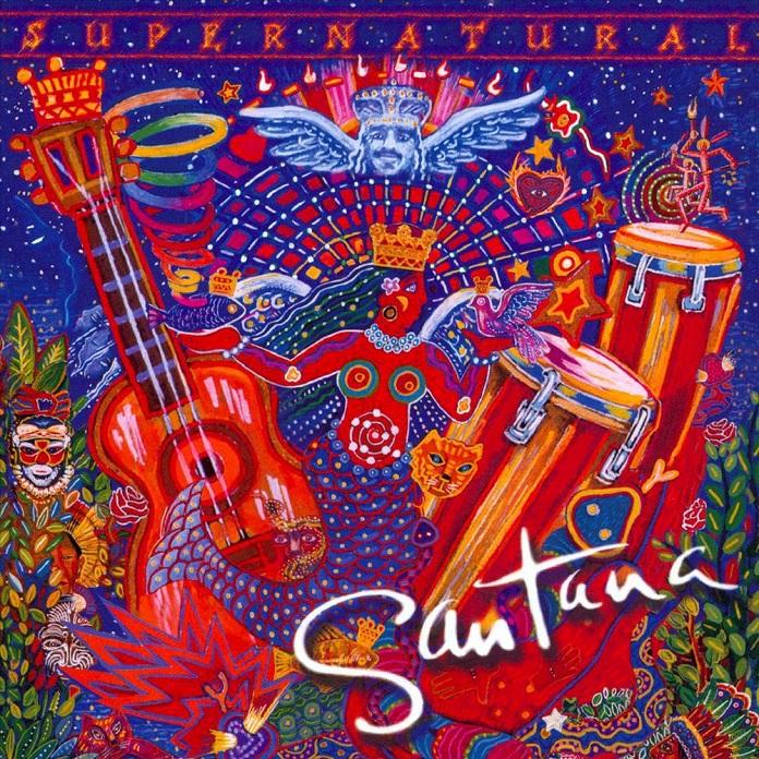 Santana - Supernatural