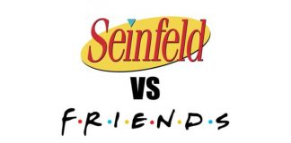 Seinfeld x Friends