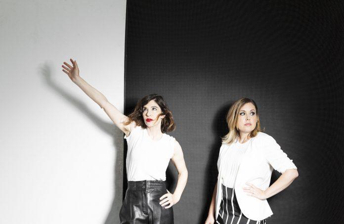 Sleater-Kinney sem Janet Weiss