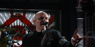 Smashing Pumpkins no Late Show with Stephen Colbert